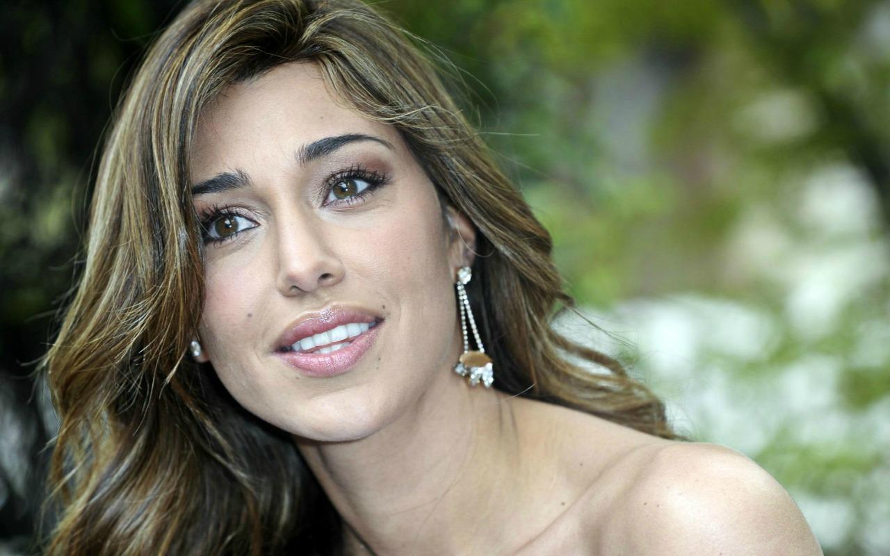 Belen Rodriguez: 'Don Matteo un bel traguardo, ma sono fiera di fare la showgirl'