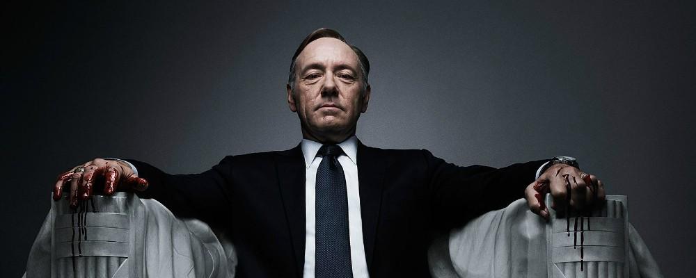 Netflix chiude House of Cards dopo la confessione di Kevin Spacey