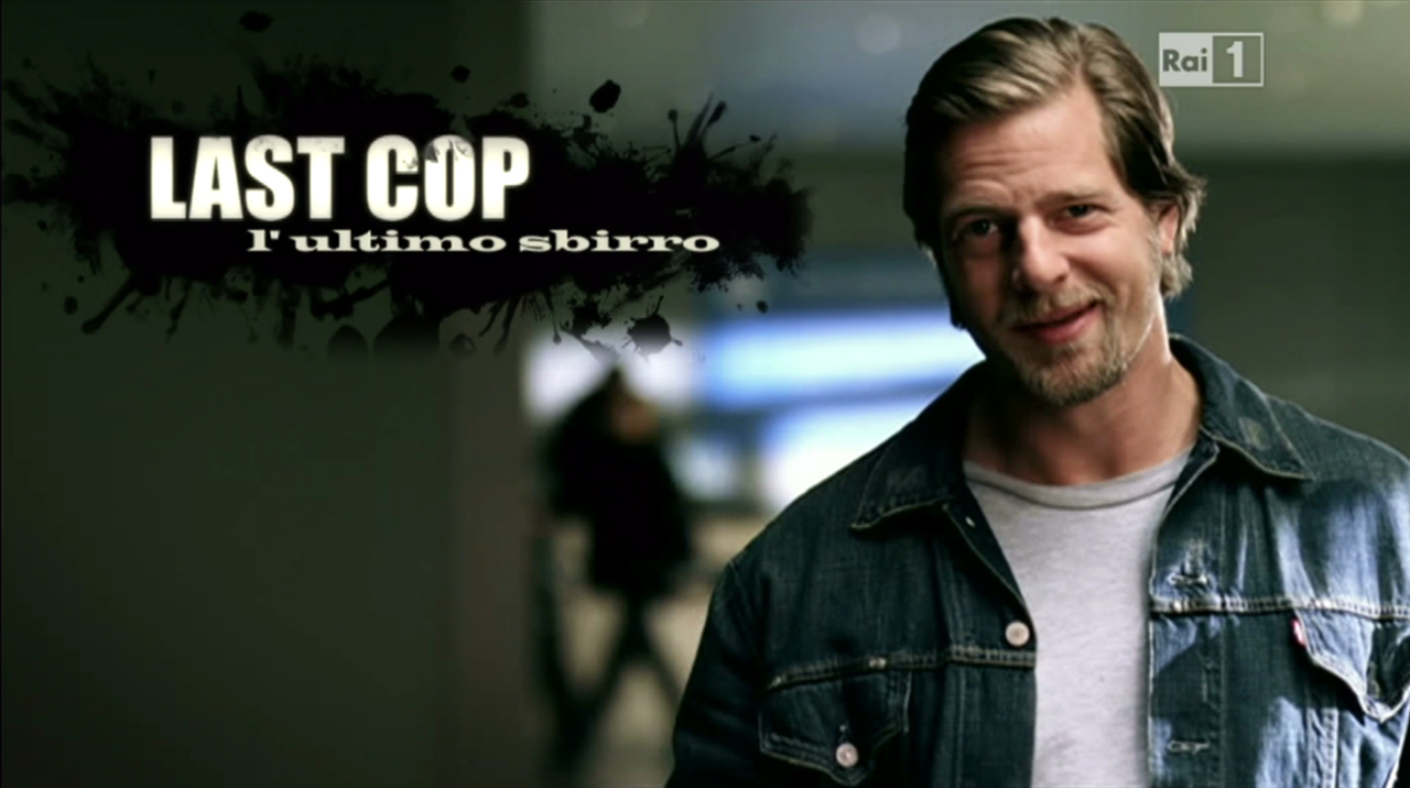 Ascolti tv, l'ultima della serie Last Cop si aggiudica la serata