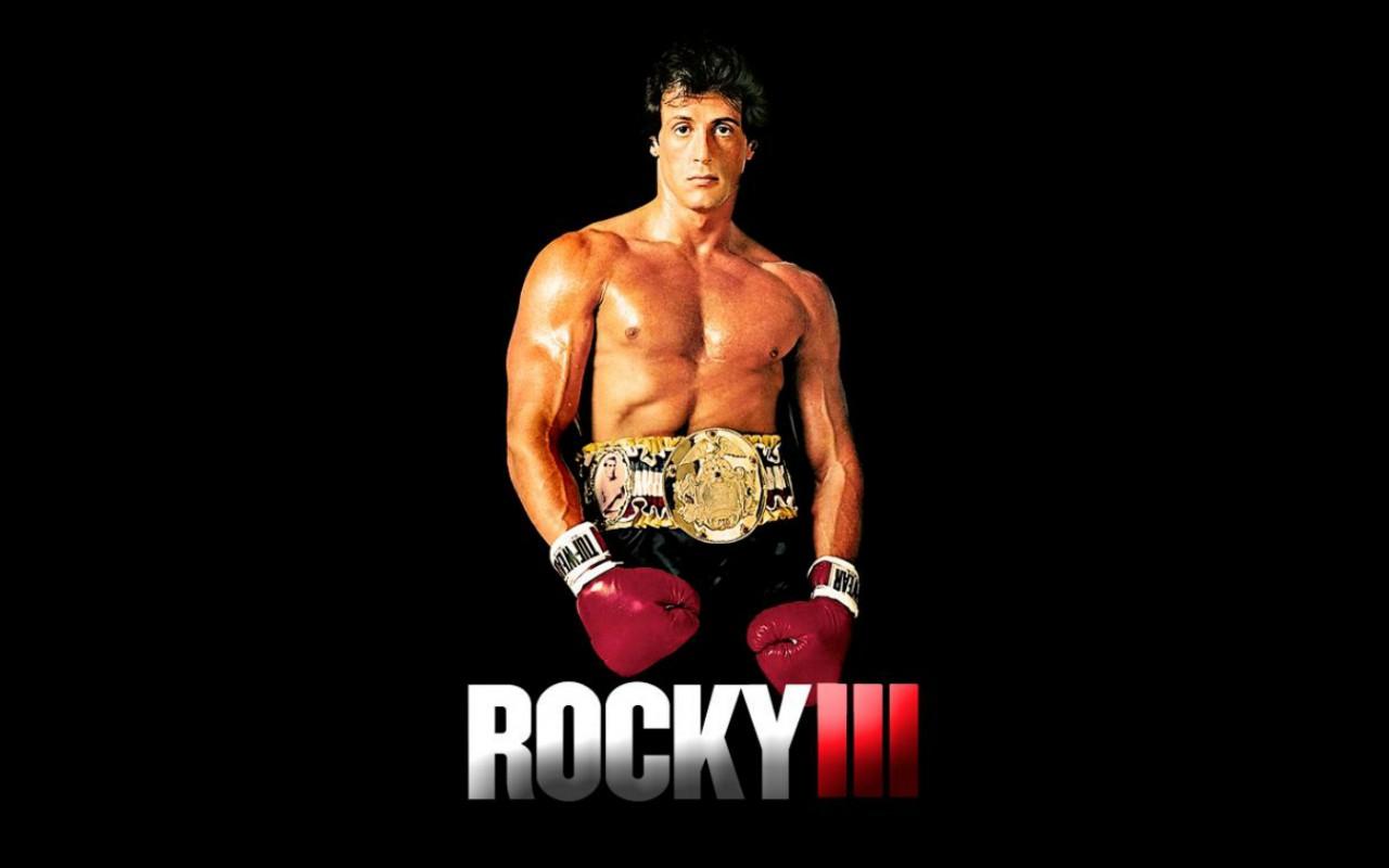 Rocky III, l'occhio della tigre e il campione contro Mister T