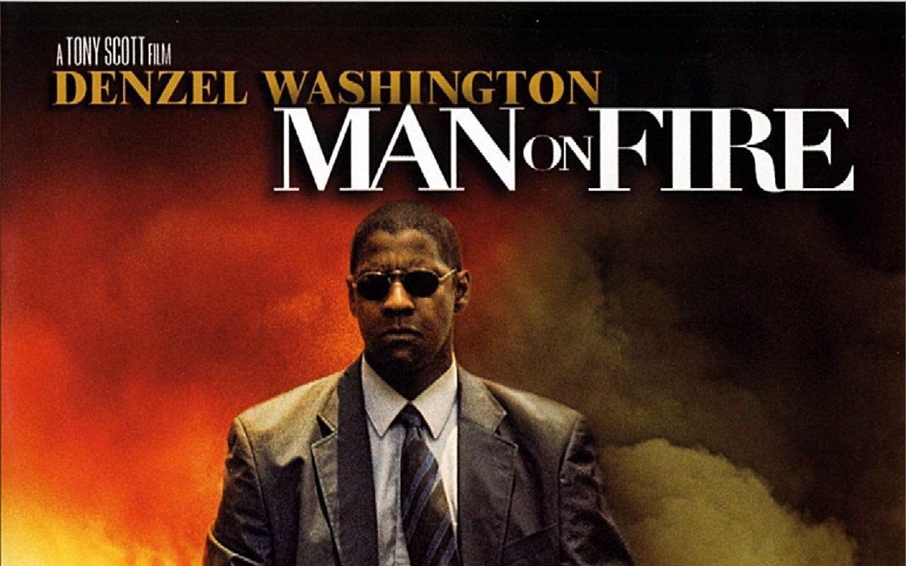 Man on Fire, un Denzel Washington a tutta azione