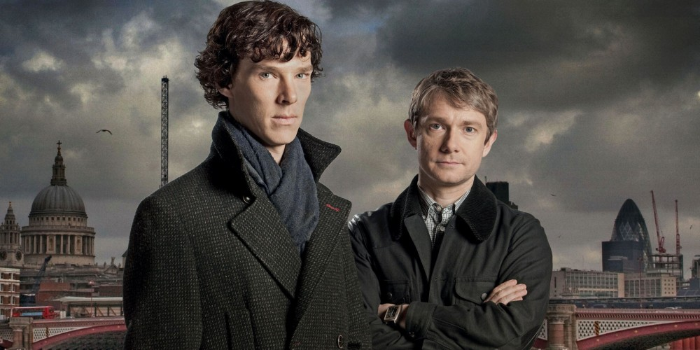 Miniserie tv. Miglior attore protagonista e non protagonista: Benedict Cumberbatch e Martin Freeman (non presenti alla serata)