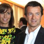 La doppia vita di Cristina Parodi: first lady e nuovo volto della Vita in diretta