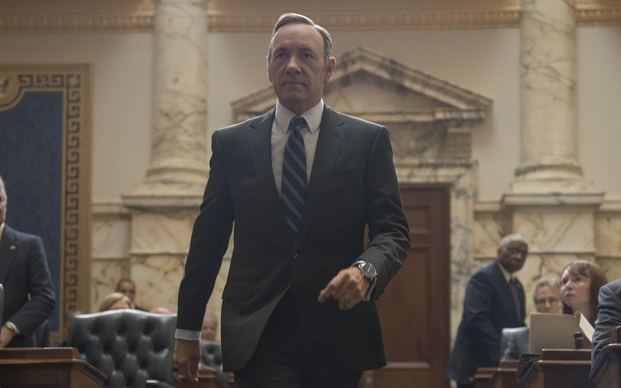 House of Cards, Frank Underwood ritorna, più cattivo di prima