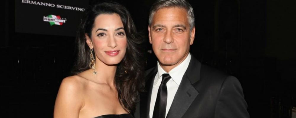 George Clooney e Amal Alamuddin, due gemelli in arrivo?
