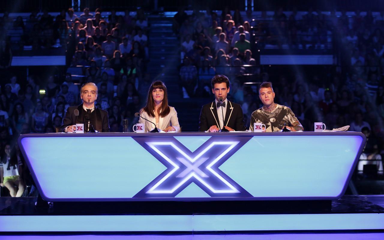 X Factor si presenta… ma Morgan dov'è?