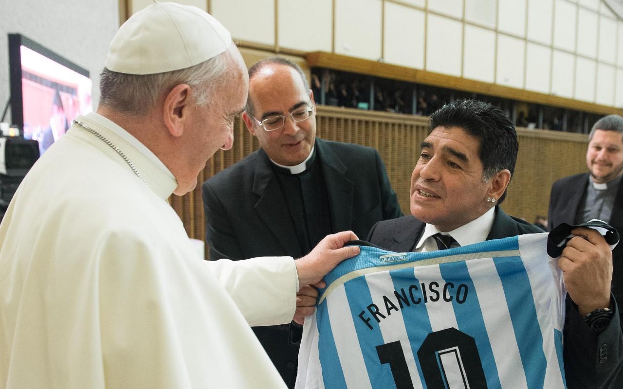 La Partita interreligiosa per la pace voluta dal Papa trionfa negli ascolti
