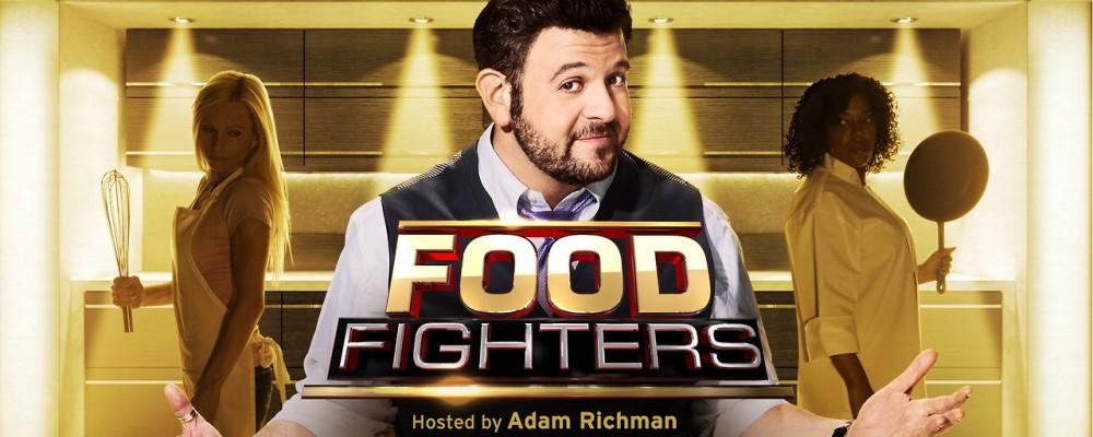Food Fighters, i cuochi amatoriali sfidano i grandi chef