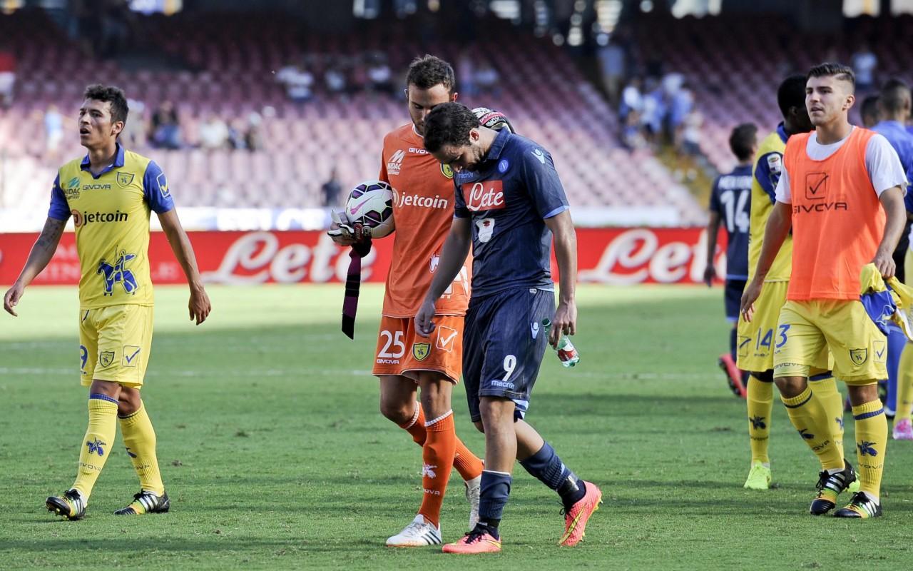 Napoli-Sparta Praga, inizia su Italia 1 la lunga cavalcata dell'Europa League