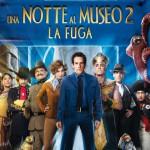 Una notte al museo 2 - La fuga, Ben Stiller e il compianto Robin Williams coppia irresistibile