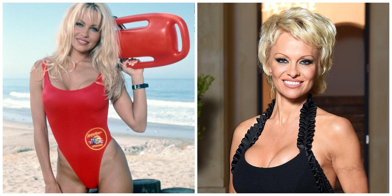"""PAMELA ANDERSON: C.J. PARKER Se Hasselhoff è l'icona maschile di """"Baywatch"""", Pamela Anderson è quella femminile: impensabile la sua mancanza, anche se solo per un saluto, nel film. Anche lei non ha commentato la notizia del film sui social, dove posta frequentemente foto e articoli in favore degli animali. Ospite, lo scorso giugno, del Taormina Film Festival, l'attrice ha dichiarato che il suo seno finto le ha portato fortuna e l'ha aiutata a superare la timidezza. Per quanto riguarda la vita privata, pare che quest'anno abbia sposato nuovamente l'ex marito Rick Salomon."""
