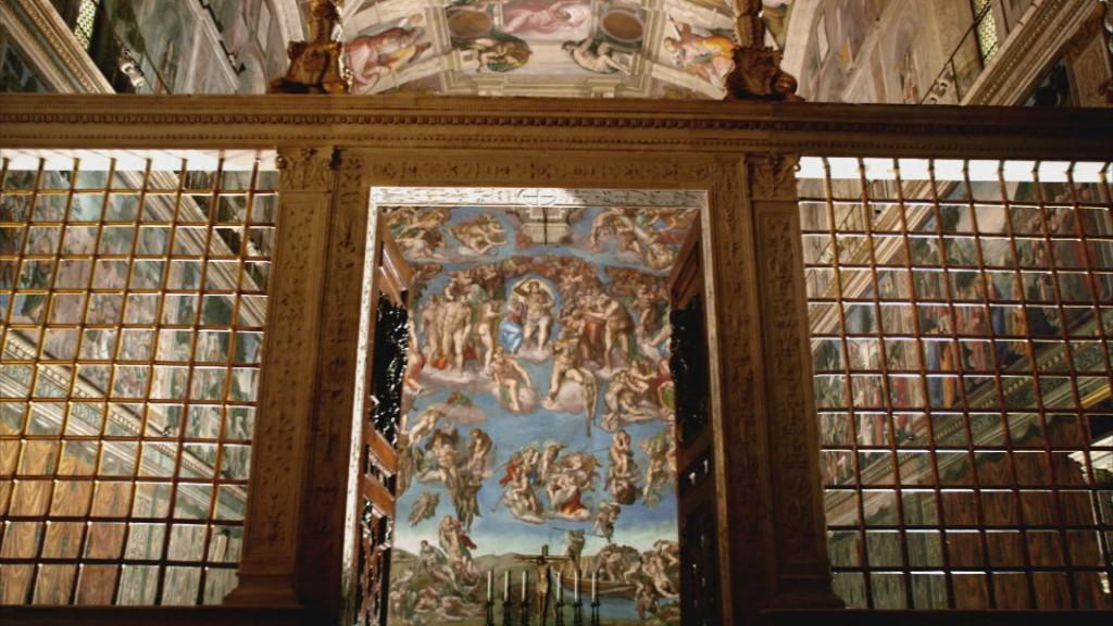 27 APRILE 2014 - Cappella Sisitina