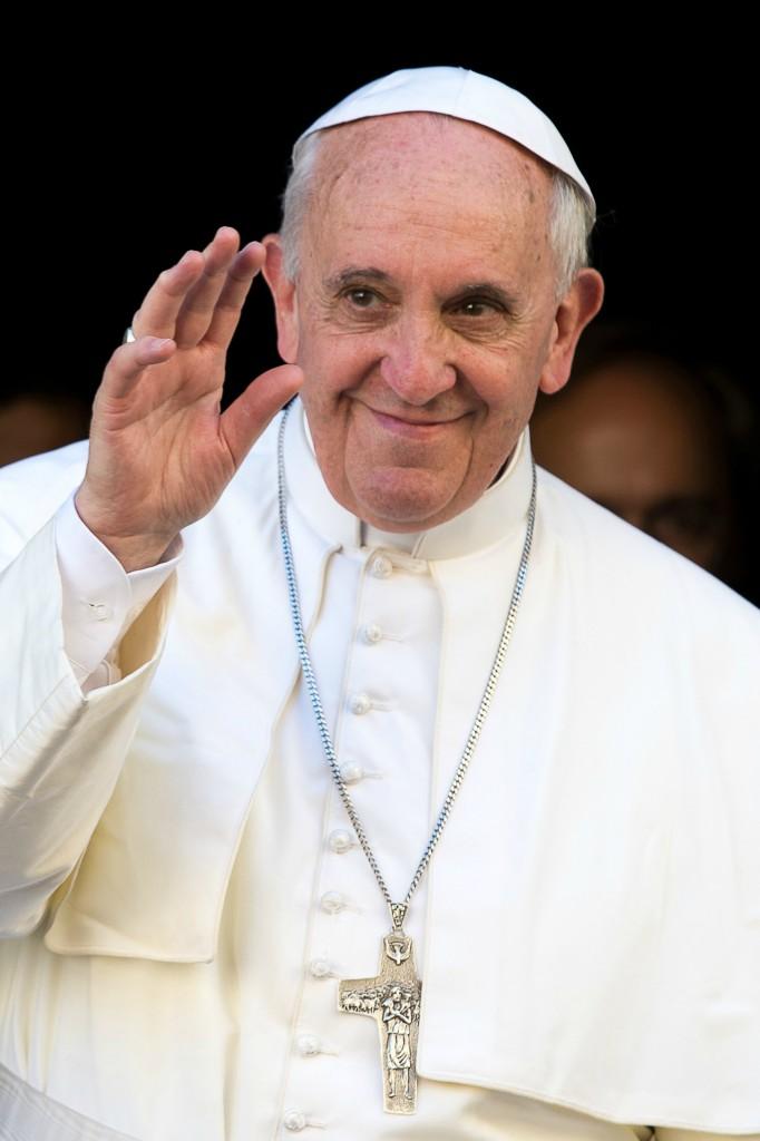 27 APRILE 2014  - Papa Francesco