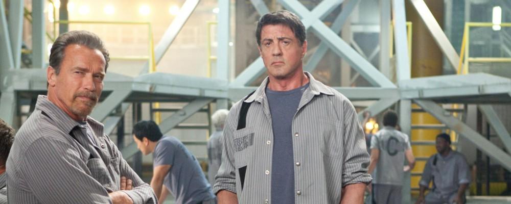 Escape plan, per Stallone e Schwarzenegger non c'è prigione che tenga