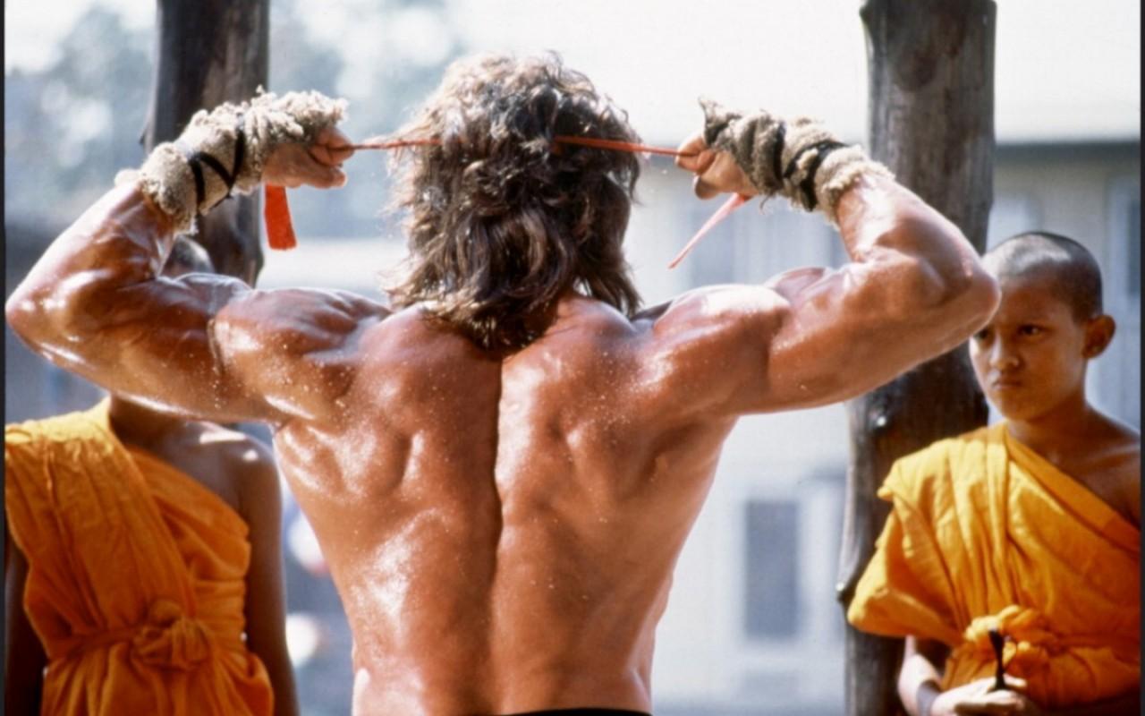 Rambo 3, in Afghanistan per salvare Trautman