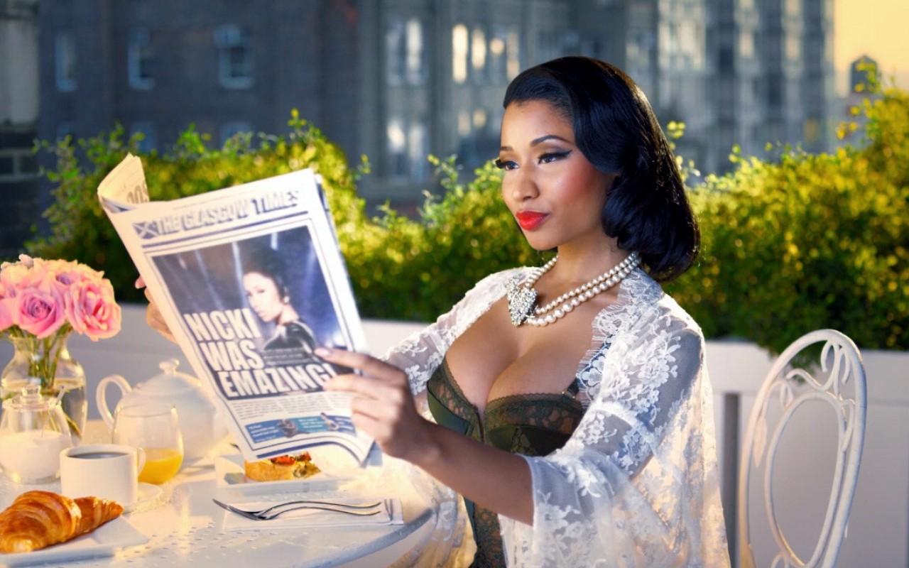 Mtv Ema 2014, il promo ufficiale affidato a Nicki Minaj
