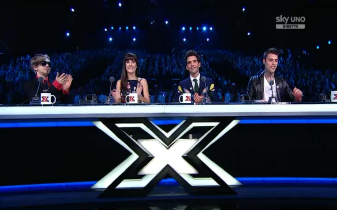 X Factor 8, nel sesto live due manche di sfide e Marco Mengoni ospite