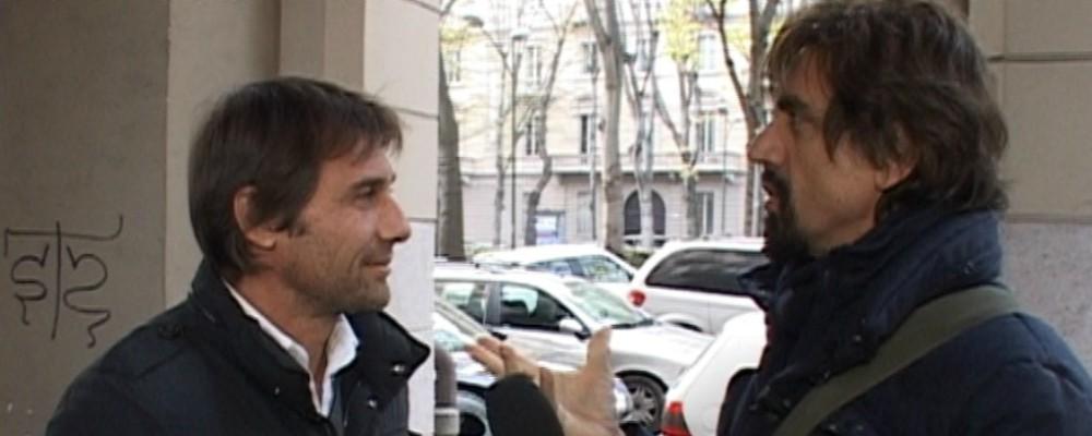 Striscia la notizia: il Tapiro d'oro va al mister Antonio Conte