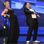Zelig, Michelle Hunziker come Gianni Morandi