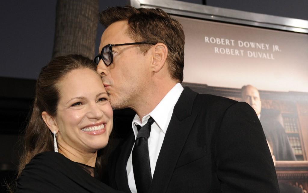 foto_Robert Downey Jr e la moglie susan