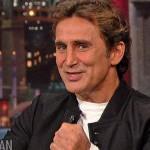 Alex Zanardi, il vero Ironman ospite al David Letterman Show