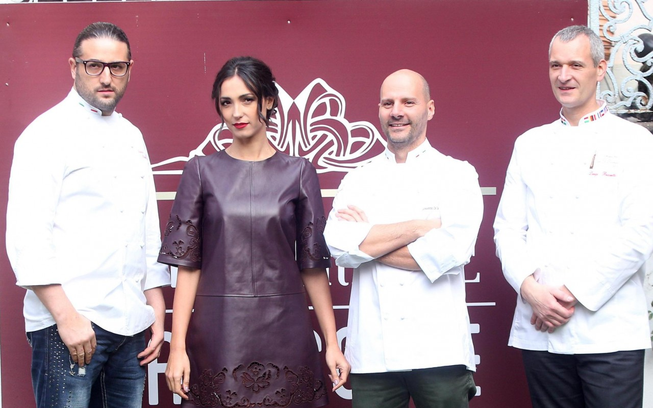 Il più grande pasticcere, Caterina Balivo e la sfida a colpi di dessert