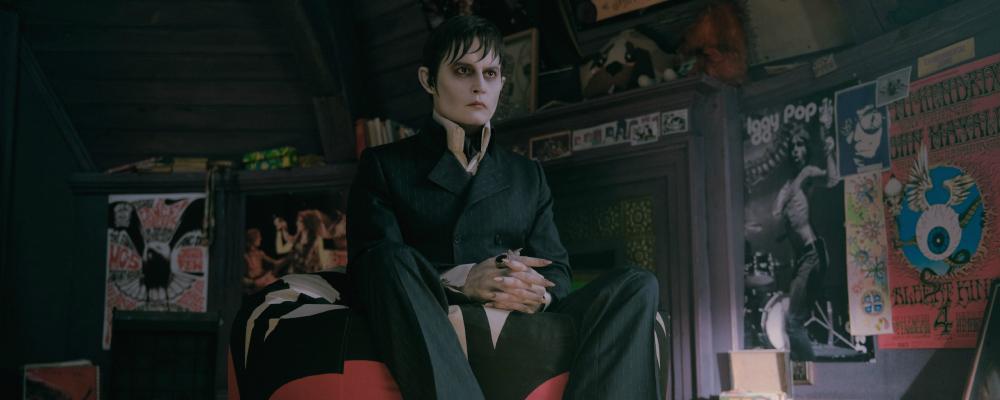 Dark Shadows, gli incubi strampalati di Tim Burton