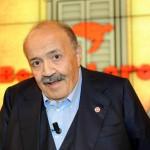 Maurizio Costanzo: 'Nella mano di Maria si può morire'