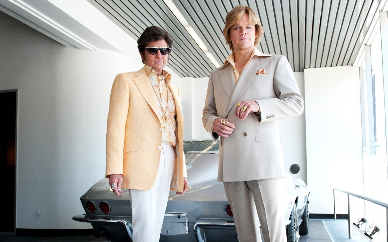 Dietro i candelabri, Matt Damon e Michael Douglas nel biopic sul famoso pianista Liberace
