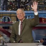 David Letterman Show, il set finisce nella spazzatura