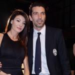 Gigi Buffon e Ilaria D'Amico: è nato il figlio Leopoldo Mattia