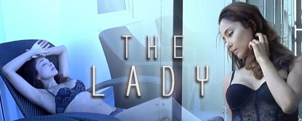 Le vette trash di Lory Del Santo nella web serie The Lady con Costantino Vitagliano