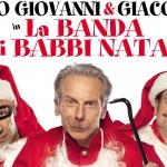 La banda dei Babbi Natale, una comica Vigilia per Aldo, Giovanni e Giacomo: trama e curiosità