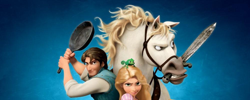 Rapunzel, una principessa un po' bizzarra per Disney