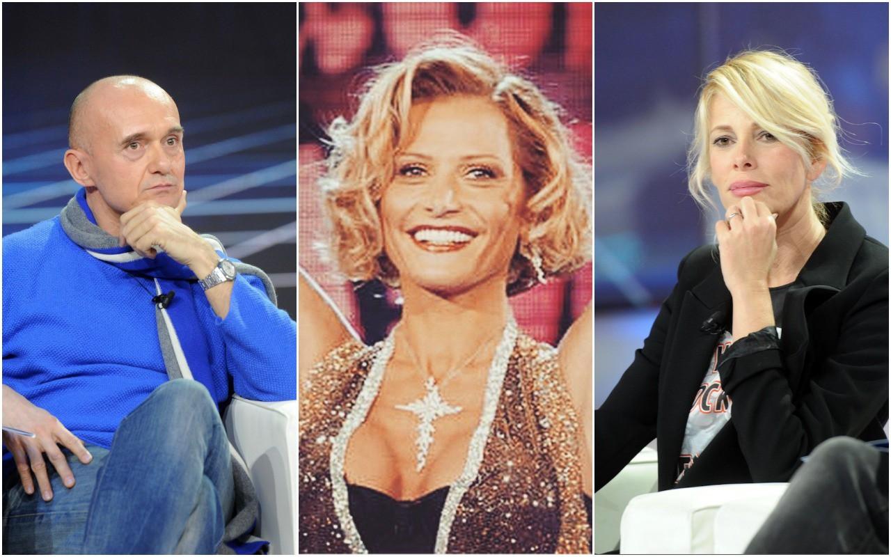Isola dei famosi, il post nubifragio: la polemica Signorini-Ventura e i capelli di Alessia