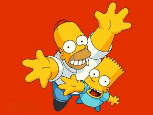 simpsons-bart-and-homer