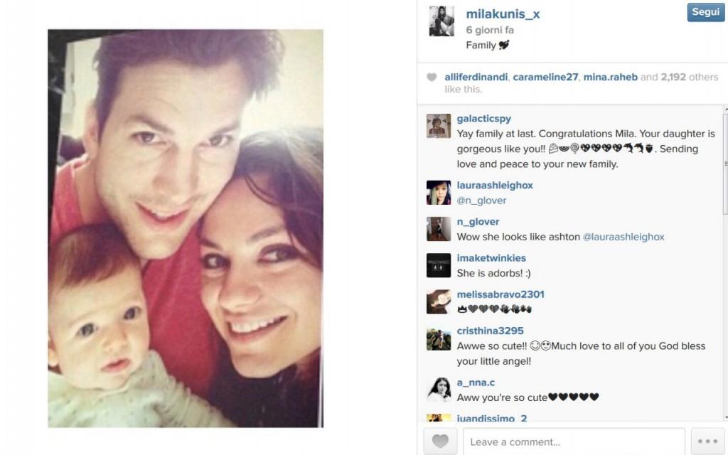 Mila Kunis e Ashton Ku... Ashton Kutcher And Mila Kunis
