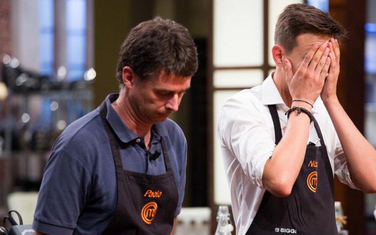 Masterchef 4, la semifinale: Paolo lascia la cucina ruggendo come una tigre