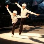 Notti sul ghiaccio, per la finalissima ospiti Claudia Gerini e Flavio Insinna