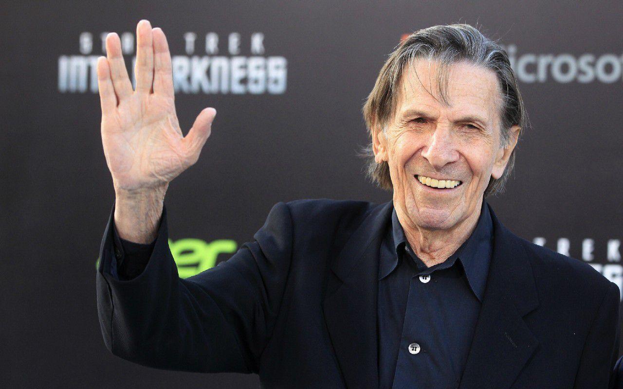 E' morto Leonard Nimoy, addio al dottor Spock di Star Trek