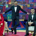 Wanda Nara e Mauro Icardi da Chiambretti: 'Maradona mi chiama traditore? Chi se ne frega'