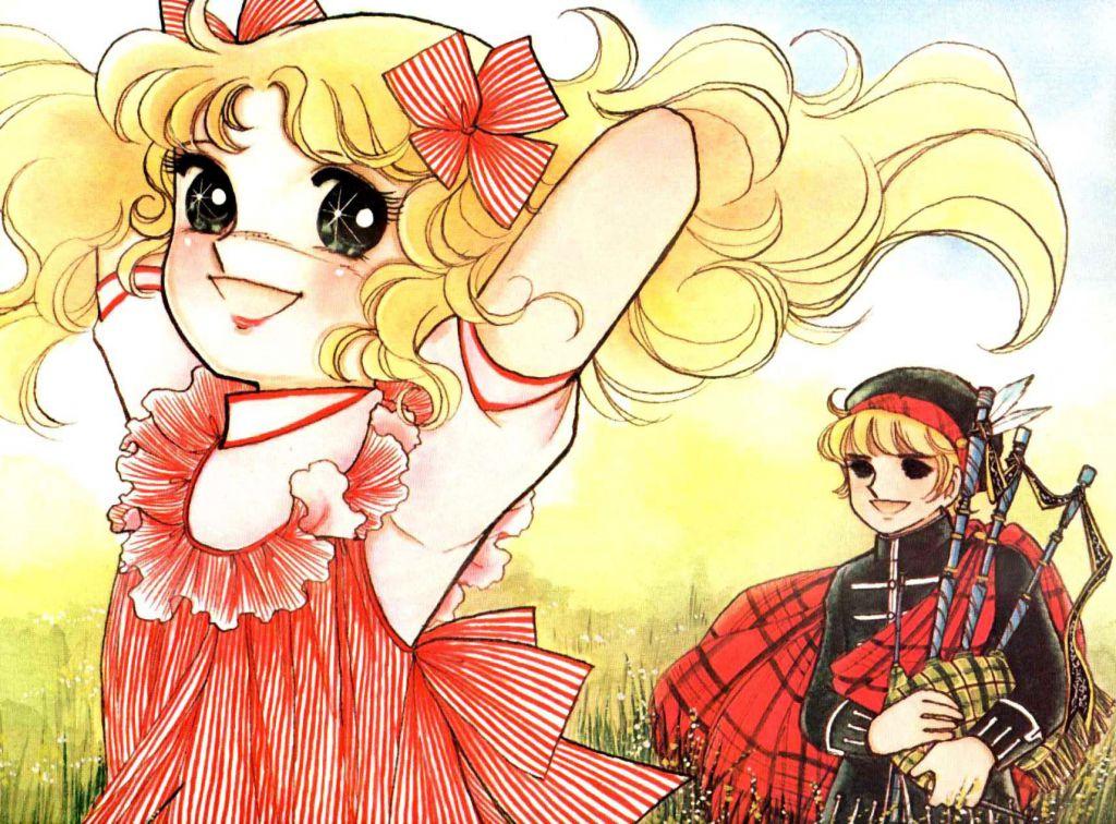 Candy l eroina bionda del cartone animato