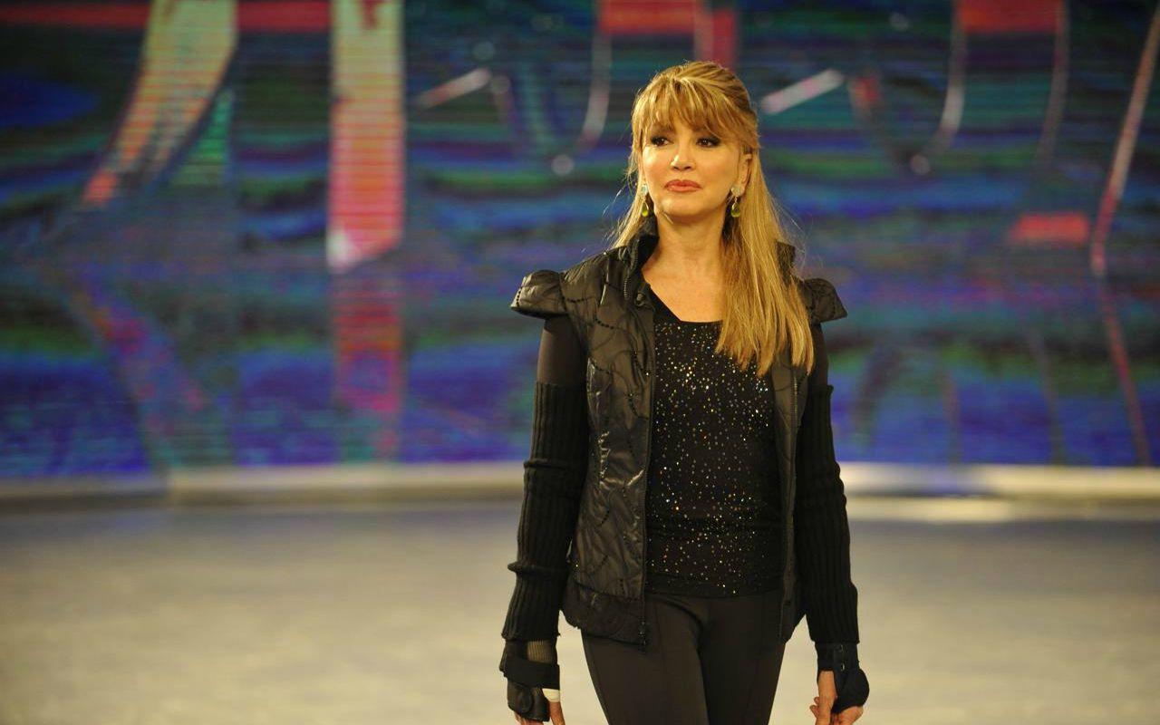 Milly Carlucci: 'Un'estate di lavoro per raccontare Giorgio Albertazzi'