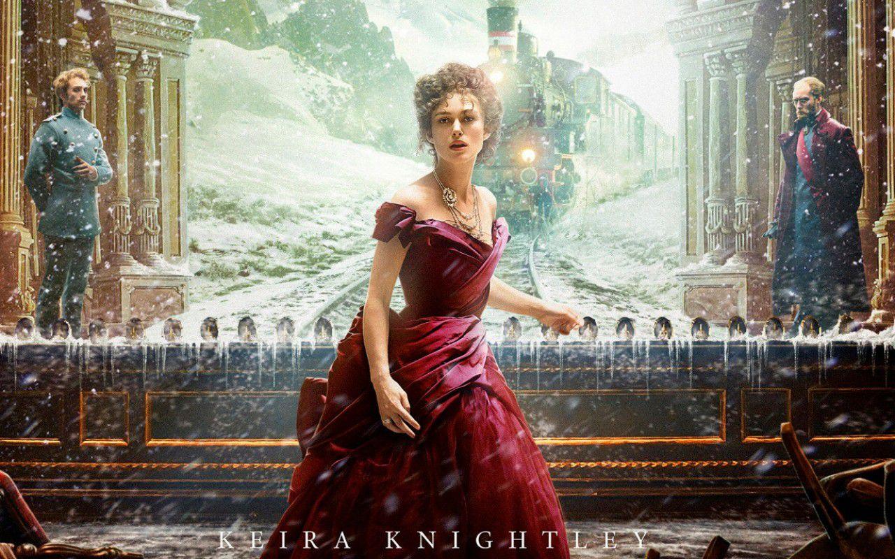 Anna Karenina, le passioni travolgenti di Keira Knightley alla corte dello zar