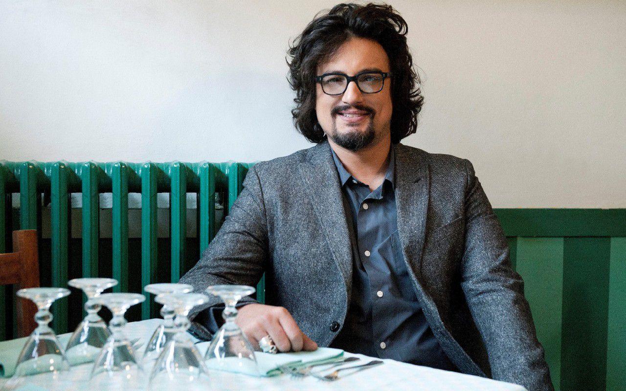 Alessandro borghese 4 ristoranti lo chef torna on the for Borghese ristorante milano