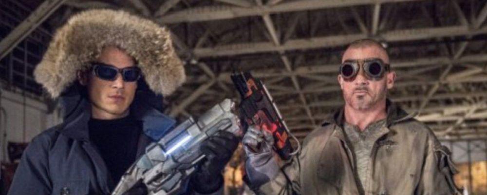 The Flash, chi si rivede: i nemici arrivano direttamente da Prison Break