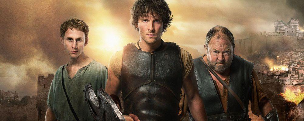 I 10 peggiori errori di serie tv e film storici e mitologici
