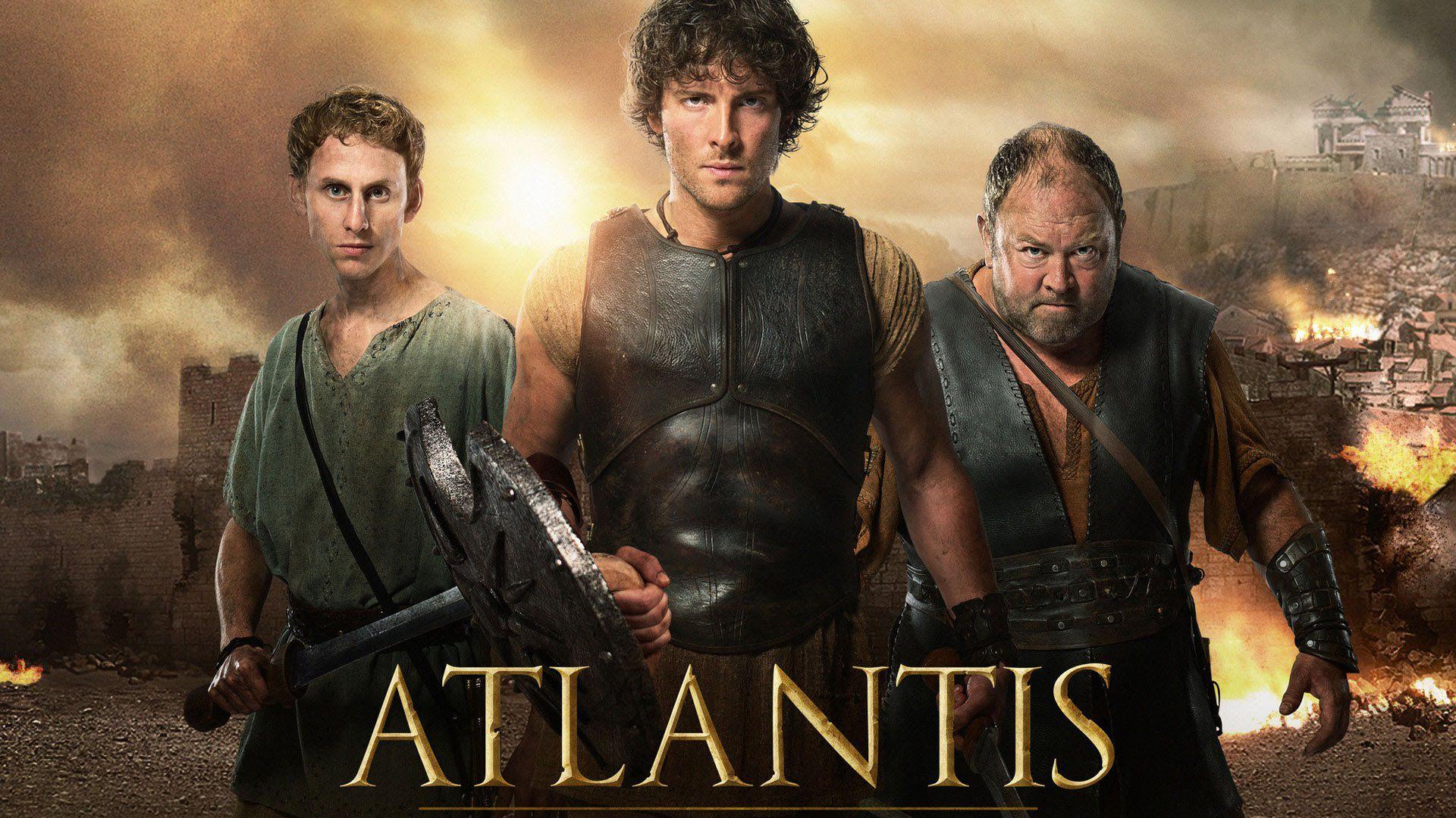 4 Atlantis