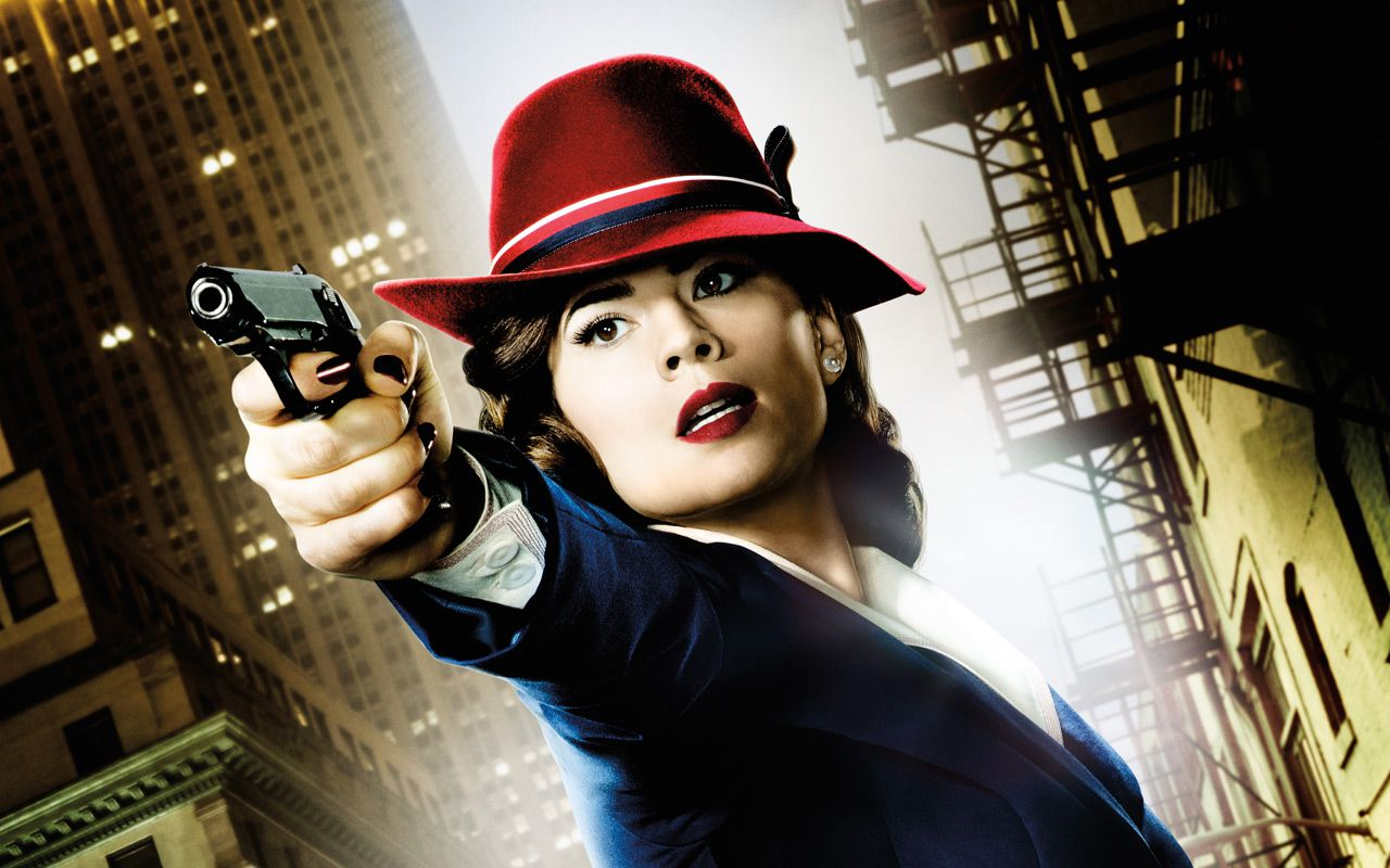 Agent Carter, lo 007 femminista