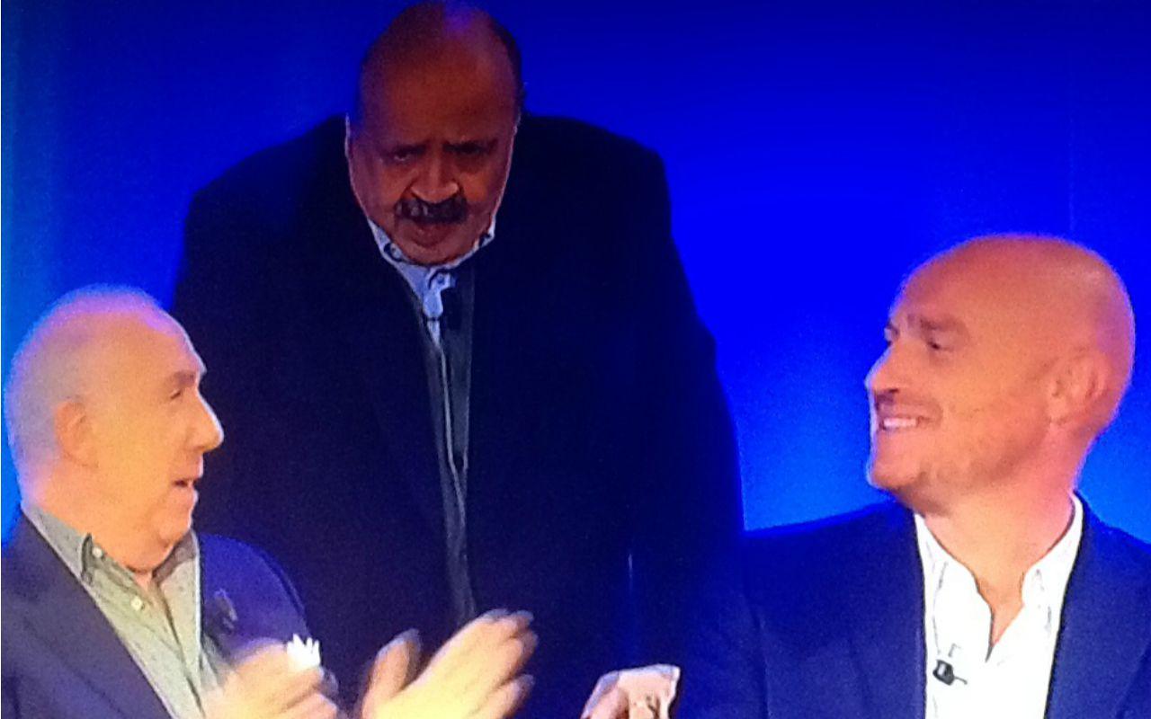 Rudy Zerbi sul padre Davide Mengacci: 'Mi commuove vedere come ci somigliamo'